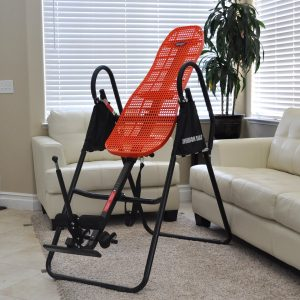 Emer Deluxe Padded Foldable Gravity Inversion Table