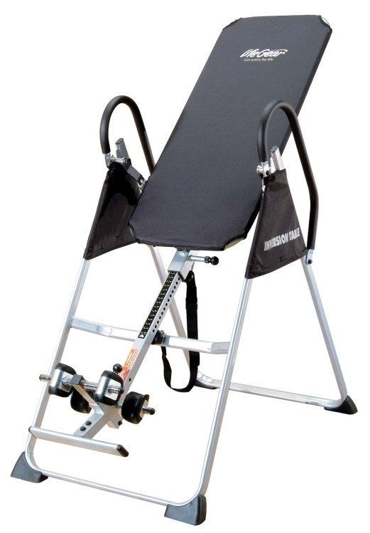 Inversion Table Pro Deluxe Fitness