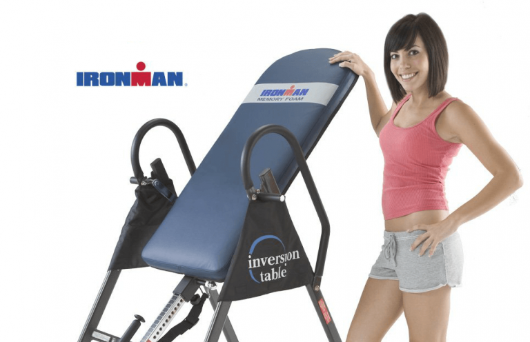 Ironman Inversion Table