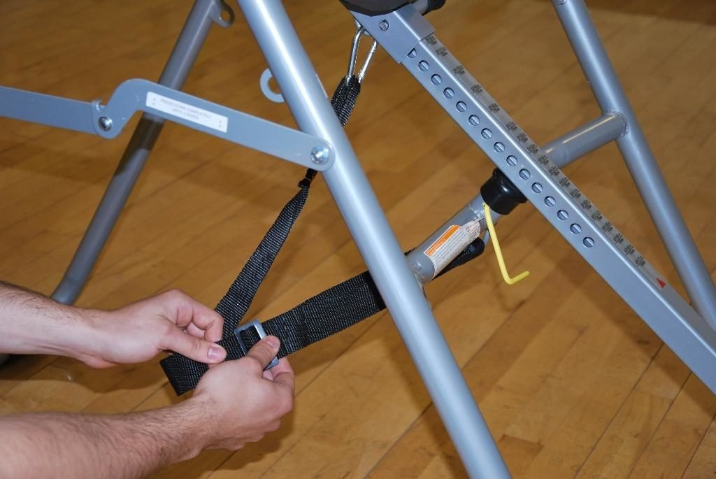 Inversion Table Straps