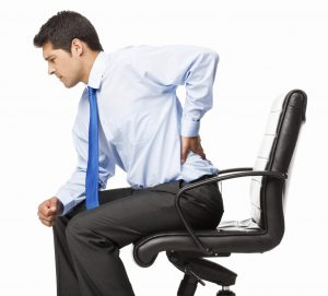 Sitting Down Back Pain