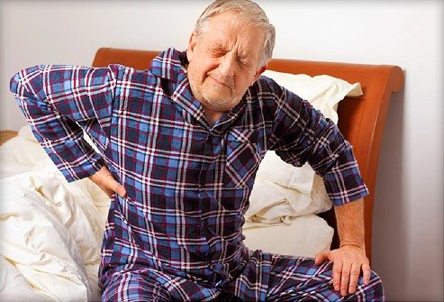Sleep Form Back Pain