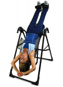 Inversion Therapy Blood Flow