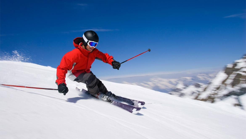 Skiing Movement