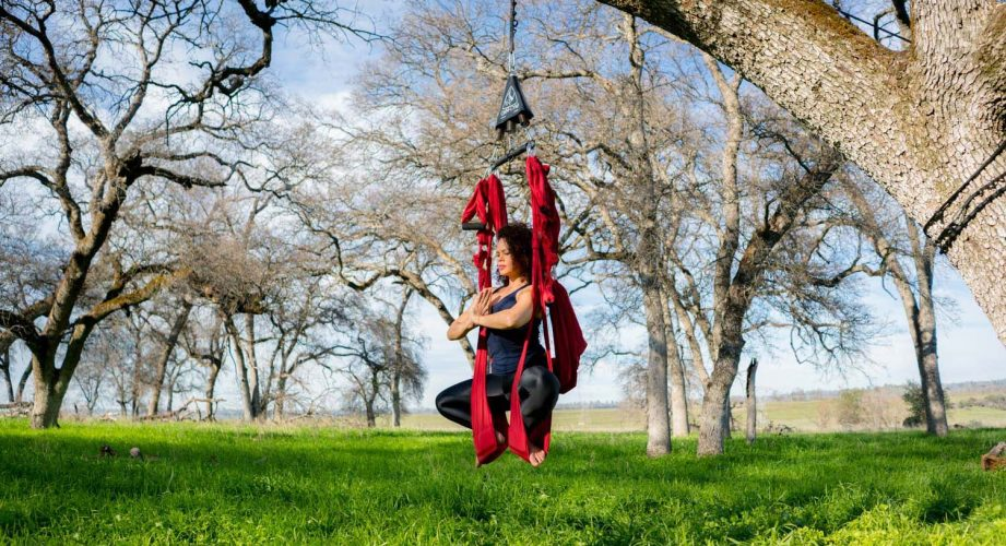 The Best Yoga Swing