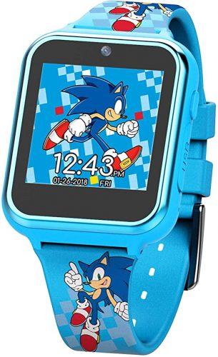 Sonic the Hedgehog Touchscreen kids smart watch